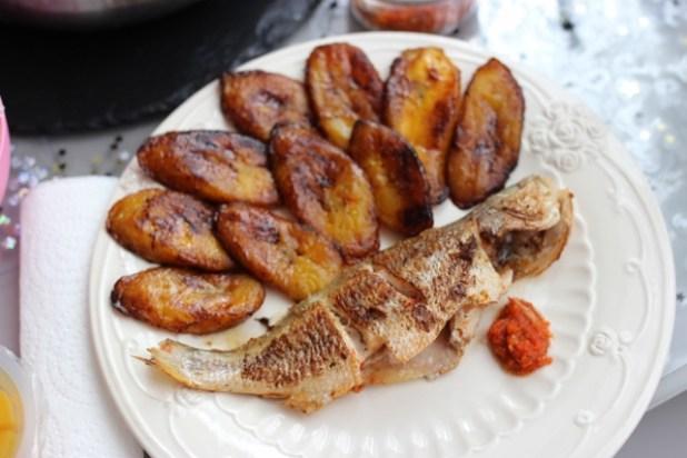 poisson braise recette senegalaise