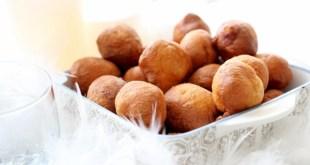 Beignets de farine tchadiens