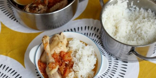 Kedjenou de poulet