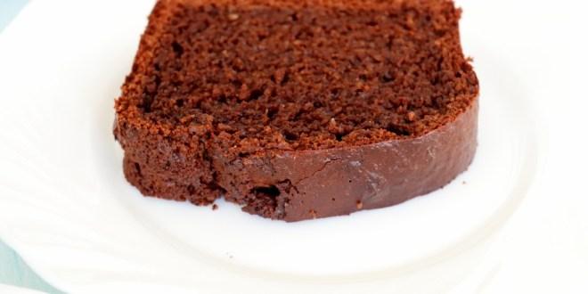 cake au chocolat et noisette