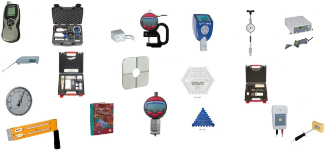 echipamente de inspectie - protectie anticoroziva