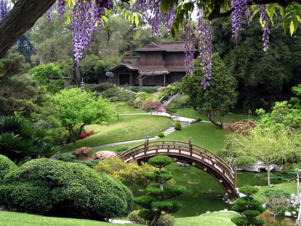 japanese garden huntington