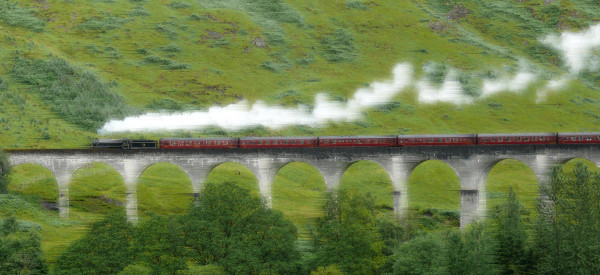 Harry Potter | Un treno per Hogwarts