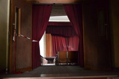 Teatro Rivoli | Valdagno (VI - Italia) : entrata alla sala