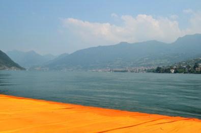 The floating piers - dettaglio