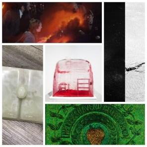 APRILE 2019: mostre arte contemporanea
