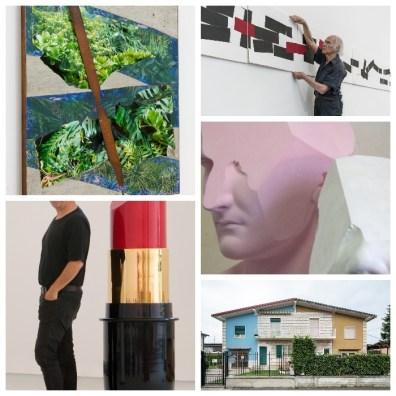 SETTEMBRE 2019: mostre arte contemporanea
