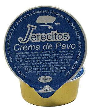 Crema de Jamón de Pavo Jerecitos - Alicex