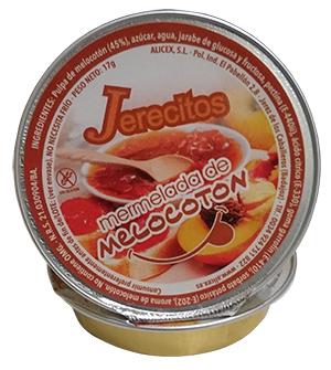 Mermelada de Melocotón Jerecitos - Alicex