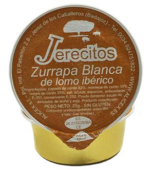Zurrapa de Lomo Blanca Jerecitos - Alicex