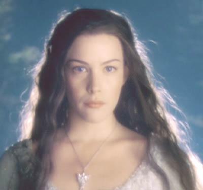 Arwen, high elf, Elves, Tolkien, magic, fantasy, blue, white, necklace, reading, best read, must read, awards, book awards, 2016, Silmarillion Awards, Best fantasy weapon,
