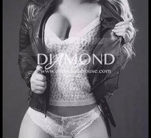 ALBA Escort en MTY Preciosa escort nivel diamond, caballeros y ejecutivos exigentes, servicio a parejas, acompañamiento