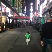 Nossa viagem a NY - o planejado e o que deu para fazer