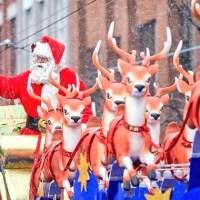 Nossa primeira Santa Claus Parade em Toronto