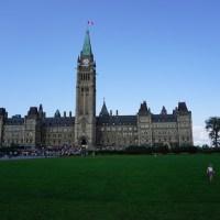 Dois dias em Ottawa com criança