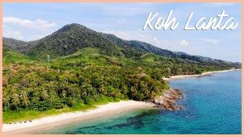Travel Vlog Koh Lanta Thaïlande