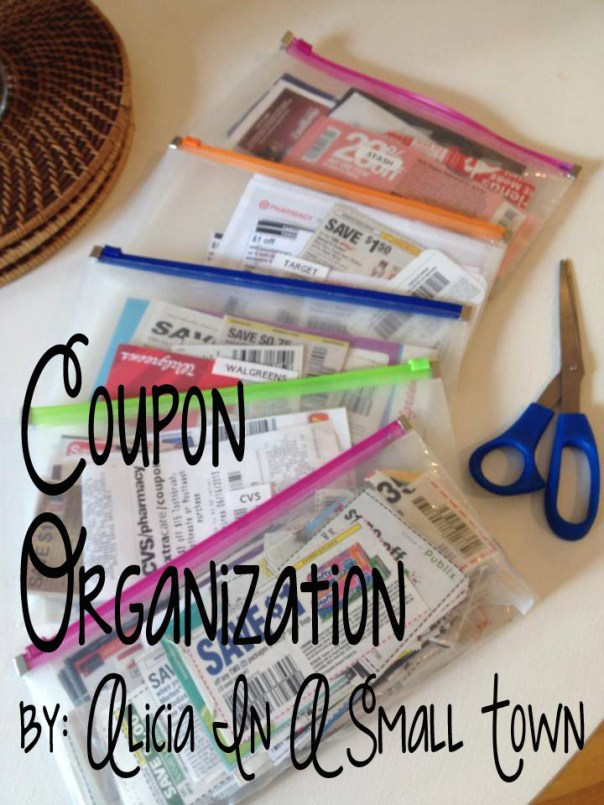 coupon organization copy