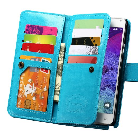 Galaxy Note 4 wallet case