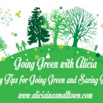 Going Green with Alicia