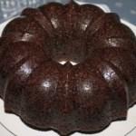 Almost Homemade Triple Chocolate Cake