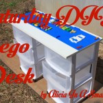 Saturday DIY: Lego Desk