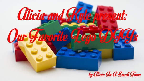 Lego DIY Roundup