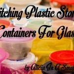 Living Green: Ditching Plastic Storage Containers For Glass