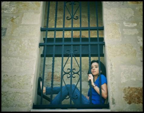 Miriam - Blanco - In The Window - #1 sig - F