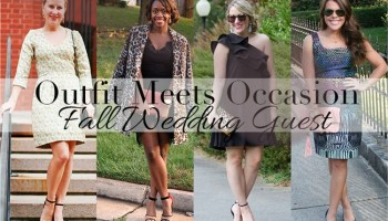 What to Wear to a Fall Wedding   Alicia Tenise
