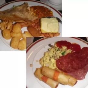 sunway hotel breakfast