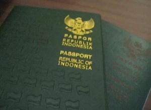 Passpor Indonesia