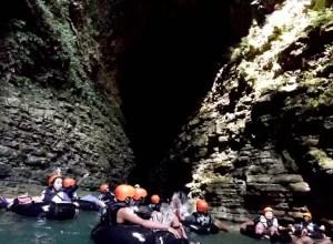 Cave Tubing Kalisuci Gunungkidul