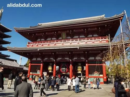 Sensoji Temple Featured