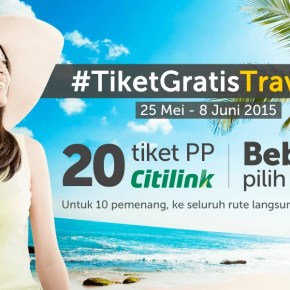 Traveloka Citilink Blog Contest