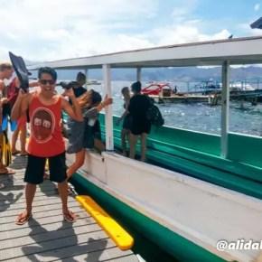 Alid Snorkeling Gili Trawangan 1