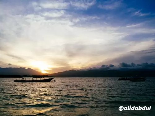 Sunrise Gili Trawangan Alid (1)