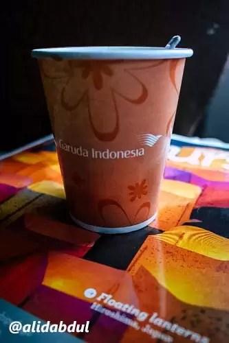 Cup Garuda Indonesia