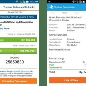 Traveloka vs Tiket 5