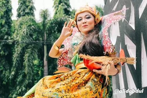 Karnaval Jombang 2016 - Bhineka Tunggal Ika (1)