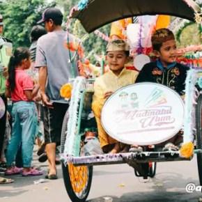 Karnaval Jombang 2016 Bhineka Tunggal Ika 9