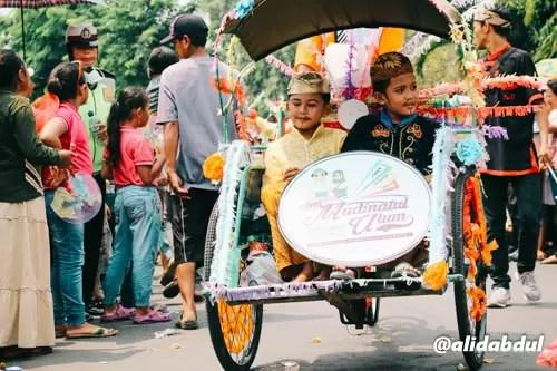 Karnaval Jombang 2016 - Bhineka Tunggal Ika (9)
