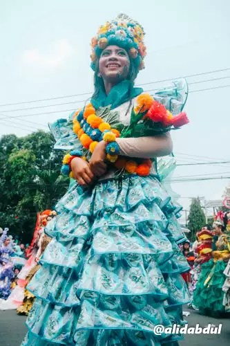 Karnaval Jombang 2016 - Kampanye Lingkungan (3)
