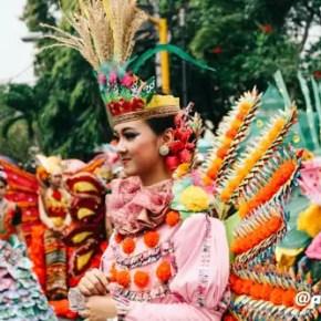 Karnaval Jombang 2016 Kampanye Lingkungan 4