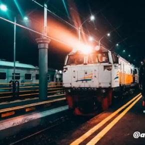 Kereta Api Indonesia Alid 2