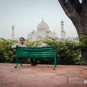 Spot 2 Foto di Taj Mahal 5