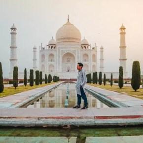 Taj Mahal Featured
