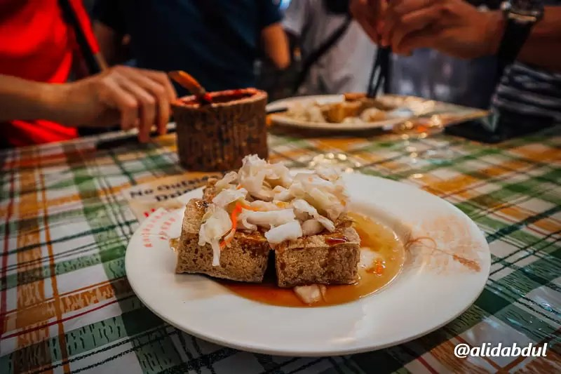 Tahu Busuk Stinky Tofu 5