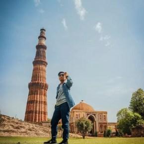Qutub Minar Delhi India Alid Abdul 11