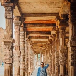 Qutub Minar Delhi India Alid Abdul 3