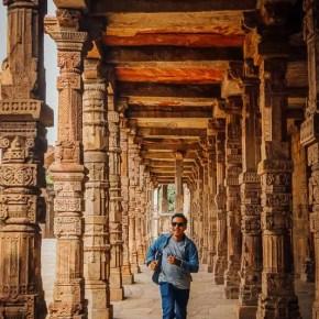 Qutub Minar Delhi India Alid Abdul 5